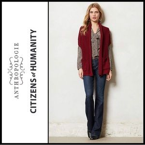 ANTHROPOLOGIE Citizens of Humanity Amber Jeans 26
